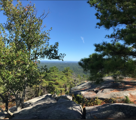 Stone Mountain - Hiking in Atlanta